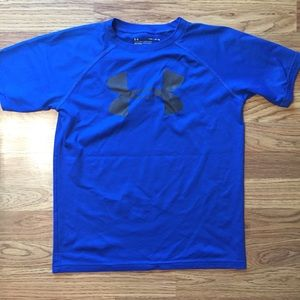 Youth Under Armour Heat Gear T-Shirt